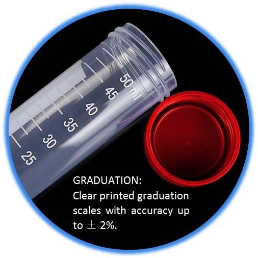 Graduation centrifuge tube